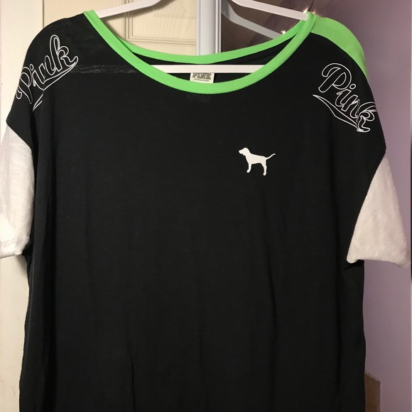 Victoria's Secret PINK Short Sleeve shirt
